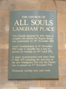 All Souls information