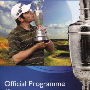 A Yank's view of THE Open