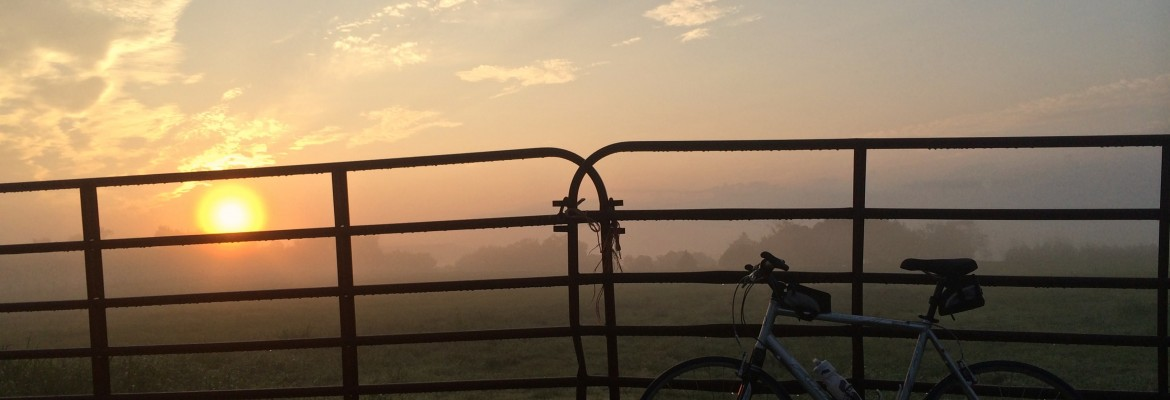 Life From a Bike Seat