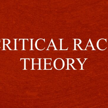 Critical Race Theory and Christian Obligation
